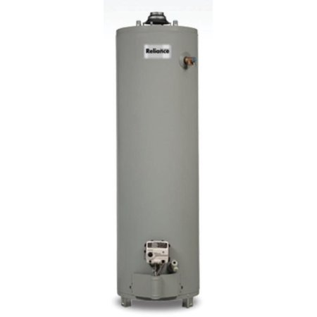 Reliance 6-50-UNBRT 400 Natural Gas Ultra Low Nox Water Heater - 50 Gallon