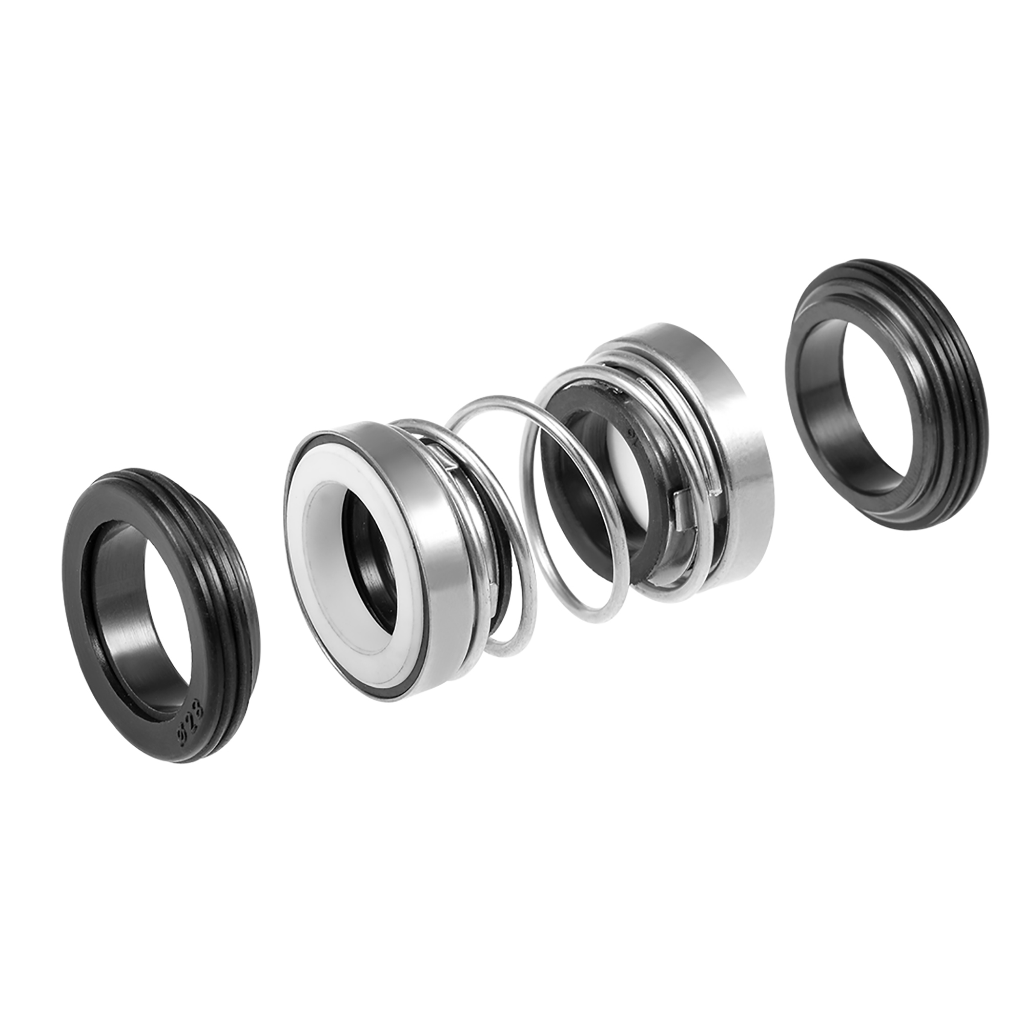 Mechanical Shaft Seal Replacement for Pool Spa Pump 3pcs 202-16 - image 2 of 3