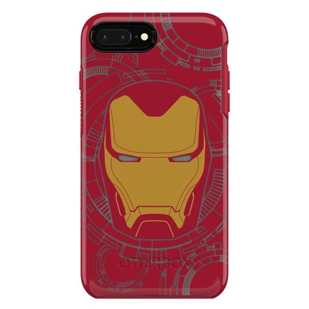 iron man iphone 8 plus case