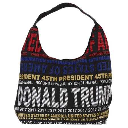 Donald Trump 45th President of the United States Tote Bag