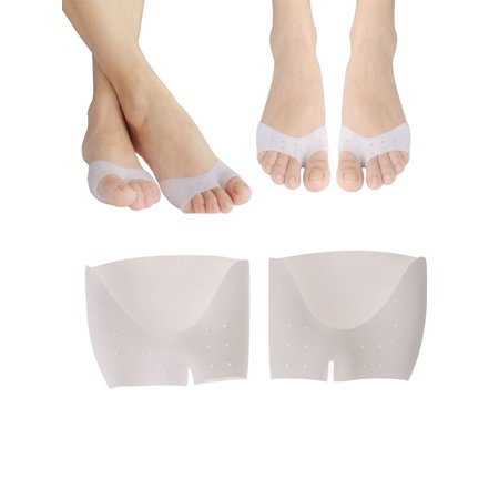 e75556a448 NK Multifunctional Soccer Or Ballet Tiptoe Sleeve Forefoot Pad Hallux Valgus  Correction Sock Toe Separators Feet Care - Walmart.com