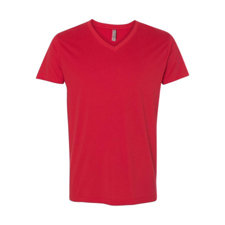 bf8b65c7174 Next Level T-Shirts Premium Fitted Sueded V-Neck T-Shirt 6440 - Walmart.com