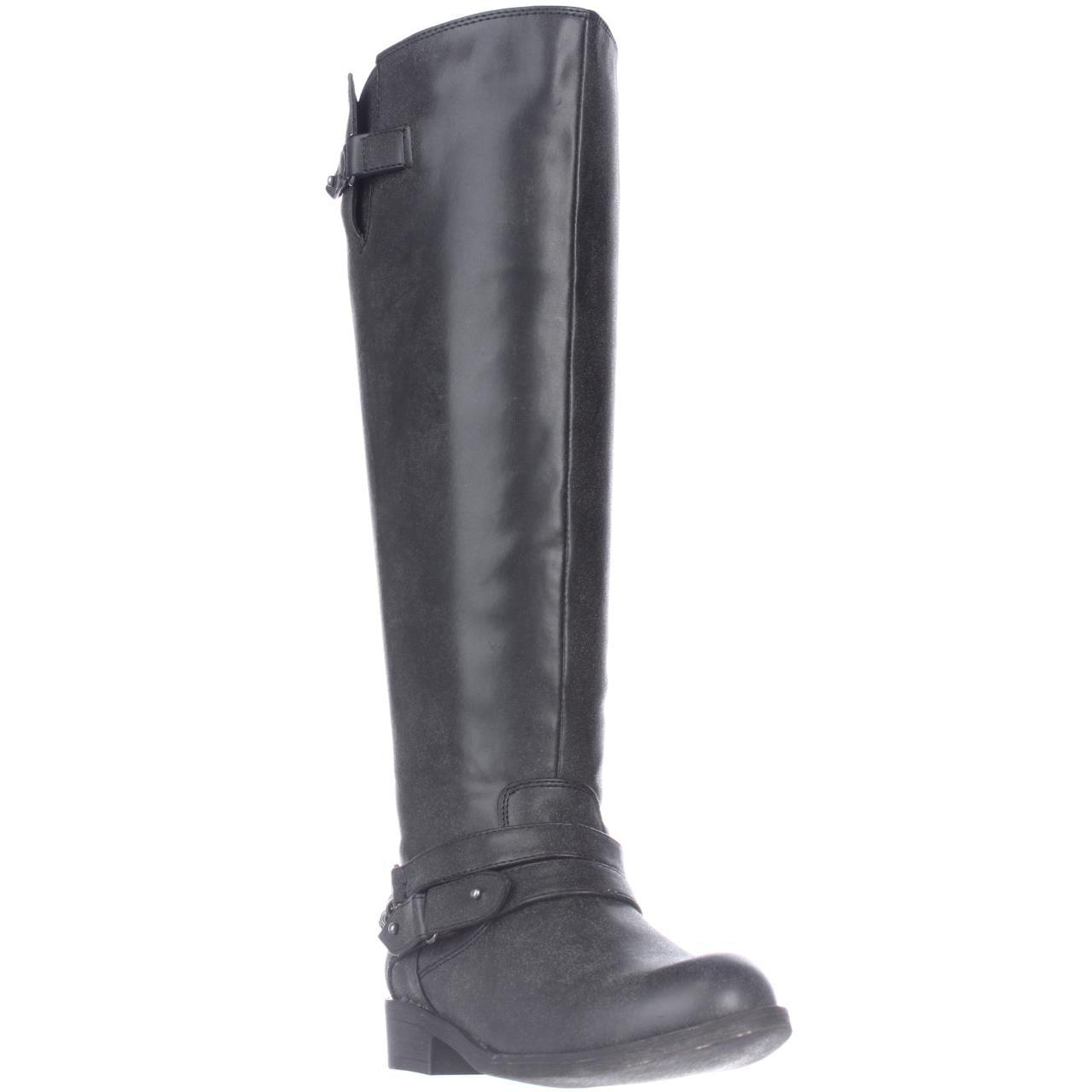 Steve Madden Womens madden girl Canyonwc Riding Boots - B...
