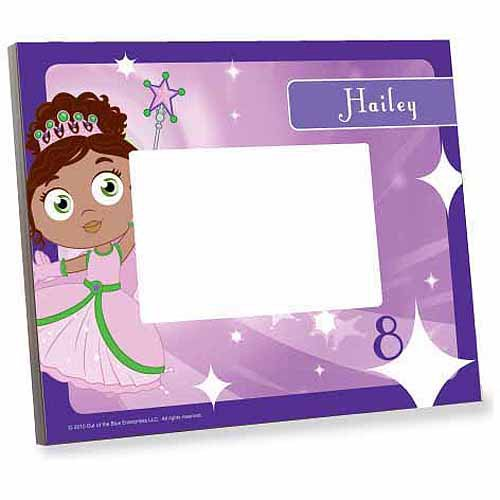 Personalized Super Why! Princess Presto Picture Frame