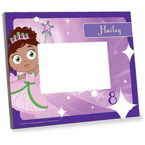 Personalized Super Why! Princess Presto Picture Frame