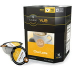 Caf�� Escapes Chai Latte Vue Pack, 16/Box -GMT9322