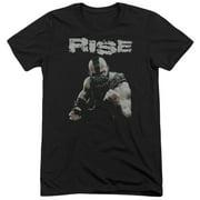 Dark Knight Rises Rise Mens Tri-Blend Short Sleeve Shirt