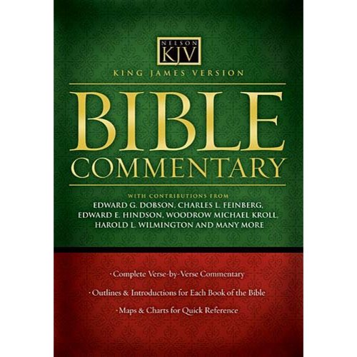 Bible Commentary: King James Version