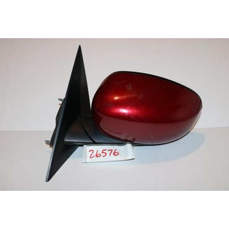 11-13 Dodge Charger Red Power Left Drivers Side Door Mirror #26576 Dodge Charger Driver