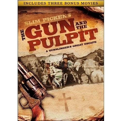 The Gun And The Pulpit / Boot Hill / My Outlaw Brother / Gunfighters Of The Old West