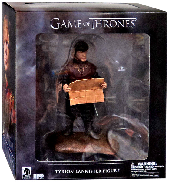 Game of Thrones Tyrion Lannister Collectible Figure