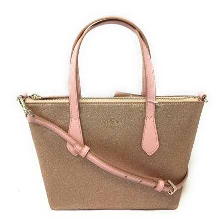 Kate Spade New York Joeley Small Satchel in Rose Gold