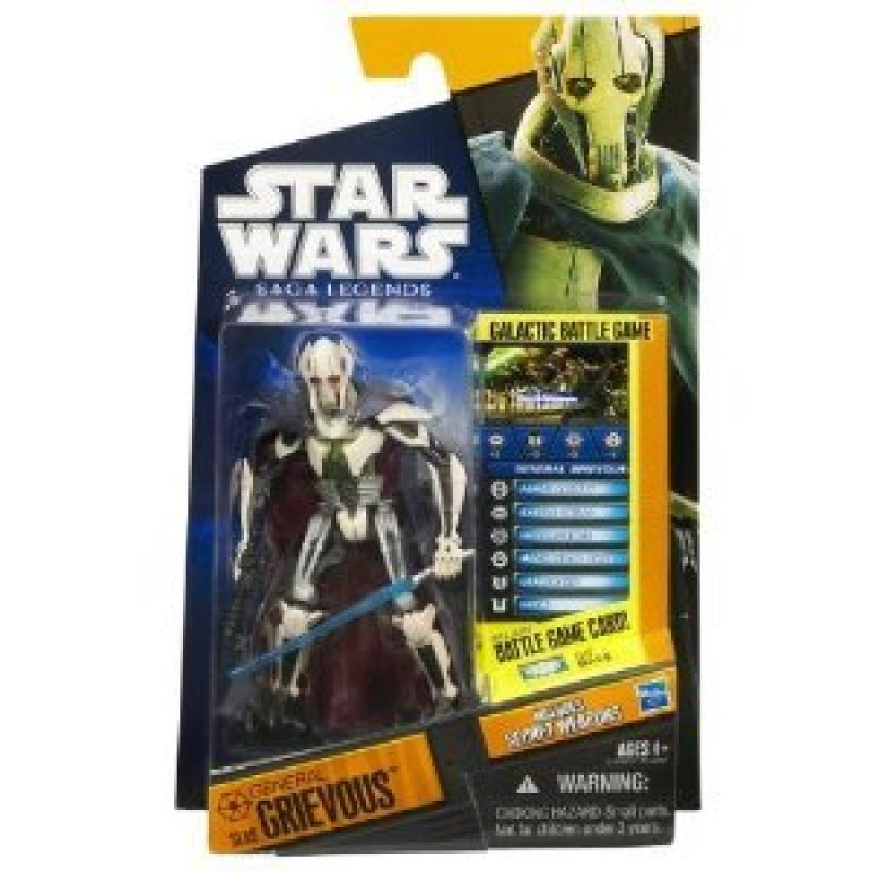 Star Wars General Grievous (2010 Blue Card SL09)