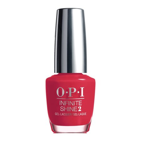 OPI Infinite Shine Nail Lacquer, 0.5 Fluid ounce -  Cha-Ching Cherry