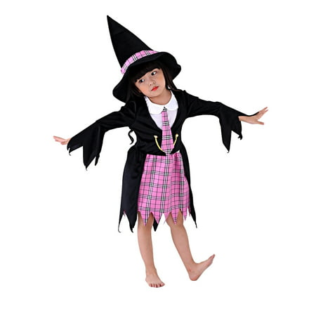 So Sydney Kids, Toddler, Girls' Wizard Magic Girl Deluxe Halloween Costume or Outfit (Halloween In Sydney)