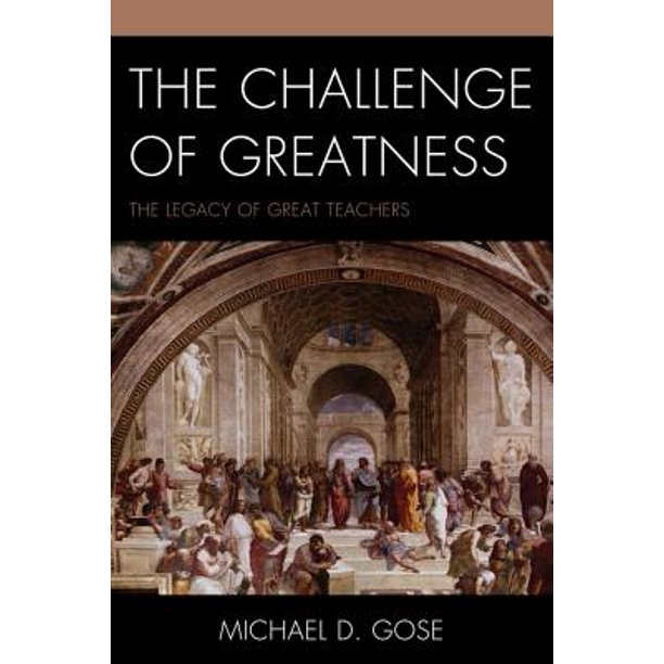 The Challenge of Greatness - eBook