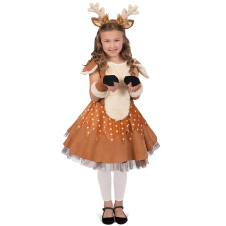 Doe the Deer Child Costume](Whitetail Deer Costume)
