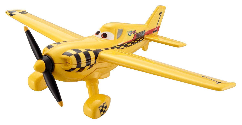 Disney Planes Yellowbird Racer No. 17 Die-Cast Vehicle 29792 ...