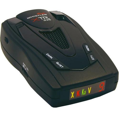 Accesorios Electrónicos Para El Auto Whistler Laser y Detector de Radar con alertas de voz Real + Whistler en Veo y Compro