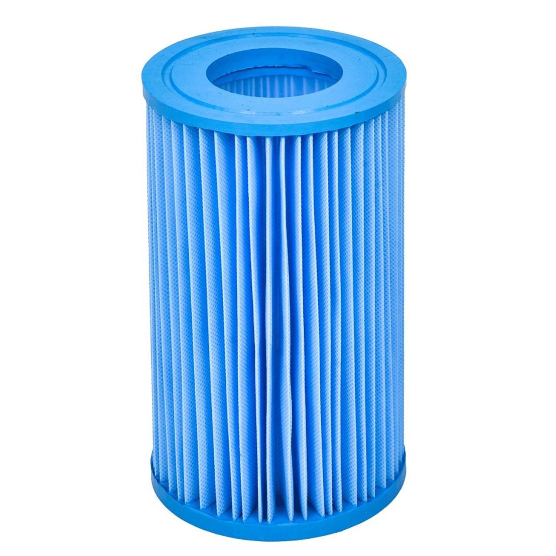 "8"" Inorganic Antimicrobial Swimming Pool Replacement Filter Core Cartridge"