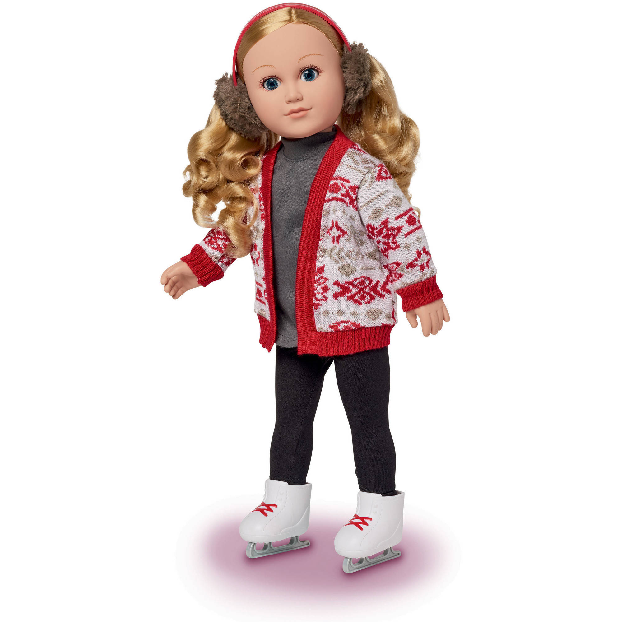 """My Life As 18"""" Ice Skater Doll..."""
