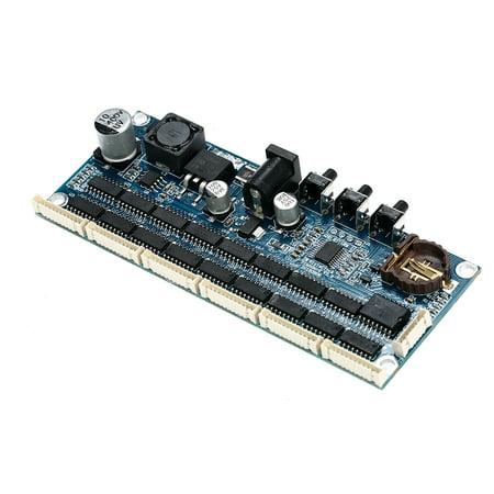IN14 PCBA DIY Glow Tube Clock Suite Module Tube Digital Clock Kit Module - image 5 de 7