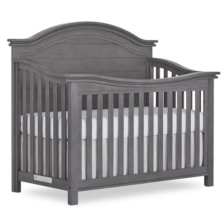 Evolur Belmar Curve 5 In 1 Convertible Crib