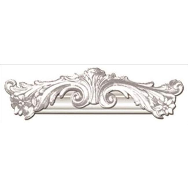 American Pro Decor 5APD10199 15 x 4 in. Leaf Panel Moulding Accessory