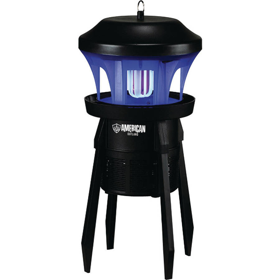 Ming's Mark American Outland BZ5002 Indoor Outdoor Silent Eco Friendly Bug Zapper, Adjustable Legs &... by Ming's Mark Inc.