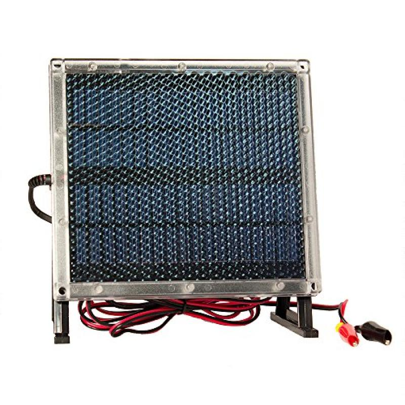 The Upgrade Group 12-Volt Solar Panel Charger for 12V 7Ah...