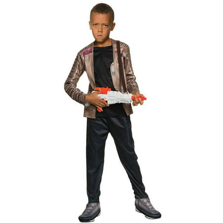 Star Wars Episode VII Deluxe Finn Child Halloween Costume - Castle Halloween Episode