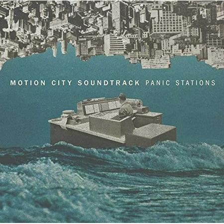 Panic Stations (CD) (Motion City Soundtrack)