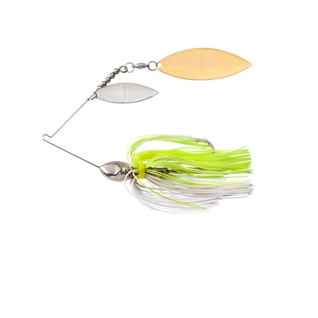 Wire Sizing Charts - Booyah Vibra Wire Double Willow Spinnerbait 3/8Oz Chart / Pearl White BYVWW38616