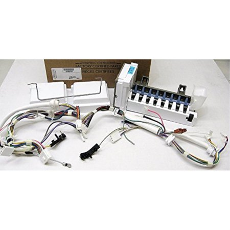 whirlpool part number w10882923: icemaker (Whirlpool Part Number)