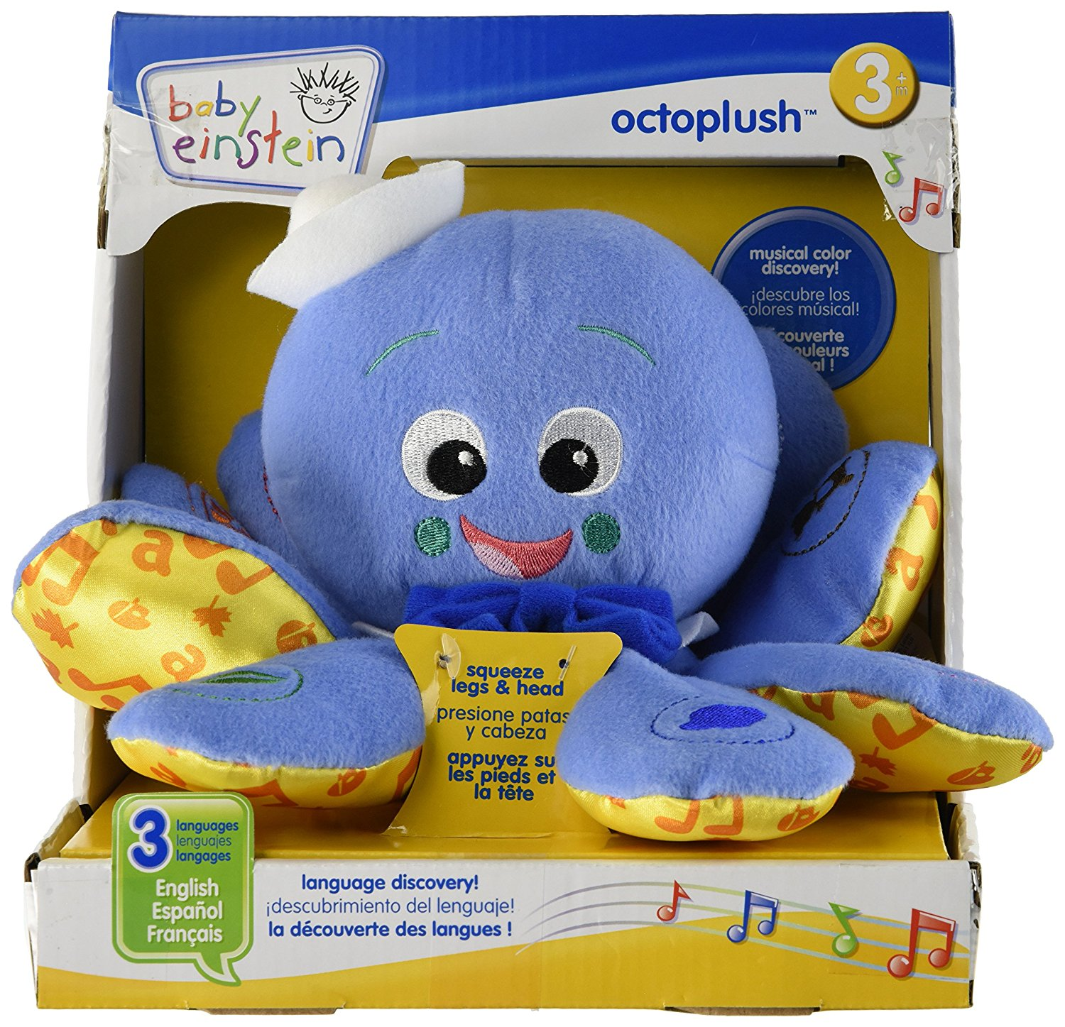 Baby Einstein Octoplush by