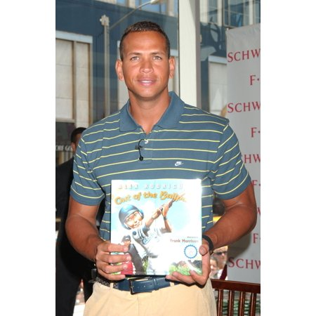 Alex Rodriguez At In-Store Appearance For Out Of The Ballpark Book Reading To Benefit The Arod Family Foundation Fao Schwarz Toy Store New York Ny July 20 2007 Photo By Kristin CallahanEverett Collect (Alex Schwarz)