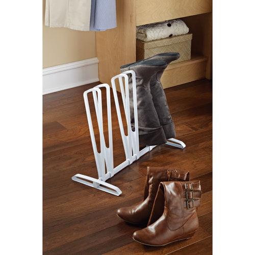 Mainstays Shoe Rack, White