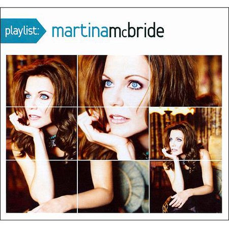 Playlist: Martina McBride (Eco-Friendly Packaging)