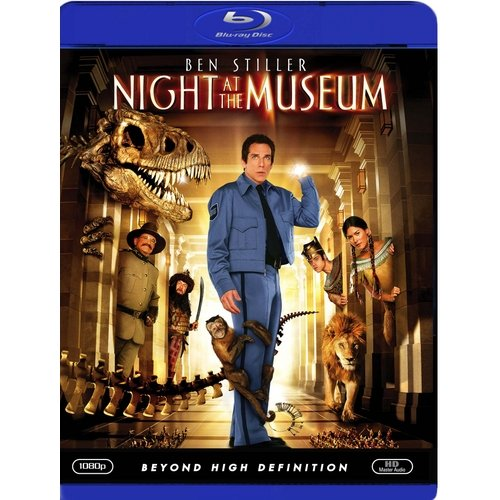 Night At The Museum (Blu-ray) (Widescreen)
