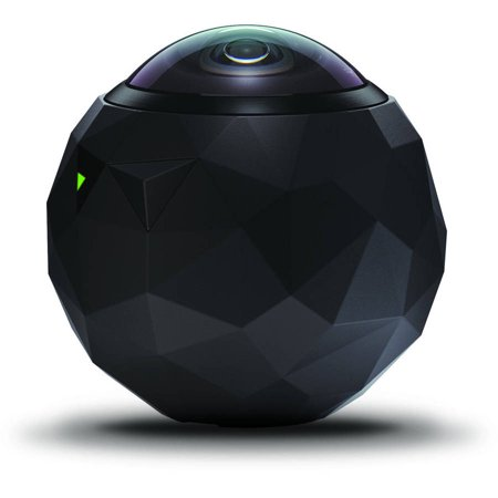 360fly 360FLYBLK Panoramic 360° HD Video Camera Black