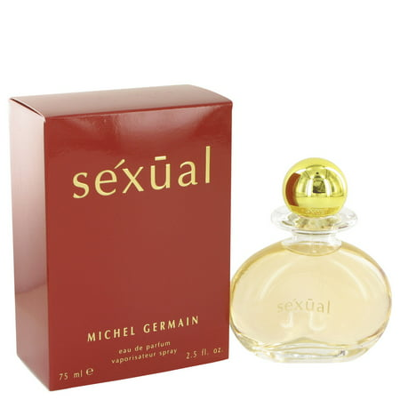Michel Germain Sexual Eau De Parfum Spray (Red Box) for Women 2.5 oz
