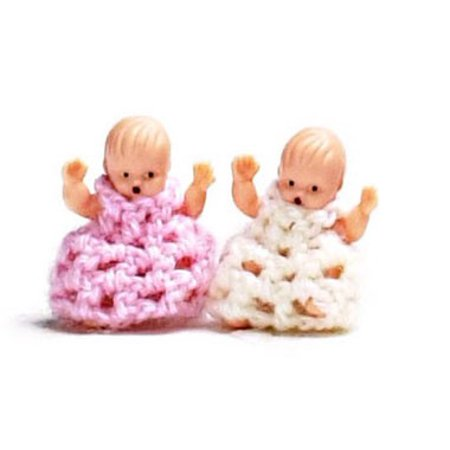 Dollhouse Baby Doll, Asstd