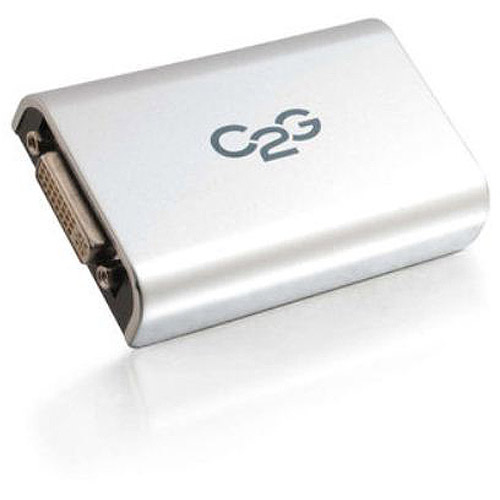 C2G USB to DVI Adapter
