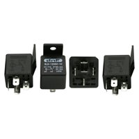 DNF (4 Pack) 30/40 AMP 12V Bosch Style SPDT Relay