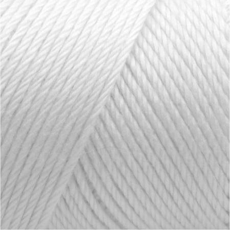 23 Acrylic Yarn - Yarn One Pound White