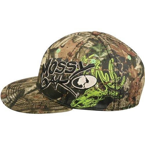 Mossy Oak Men s Flat Visor Fashion Hat f559d8f84f1