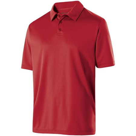 Holloway Shift Polo Scarlet Xl - image 1 of 1