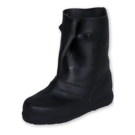 T Rex Size (14851 Super Tough 12 Pull-On Stretch Rubber Overboots,)