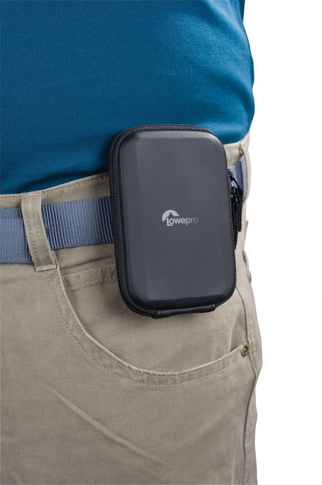 NEW Lowepro Volta 30 Hard Drive Digital Camera iPod Iphone GPS Case Pouch Black