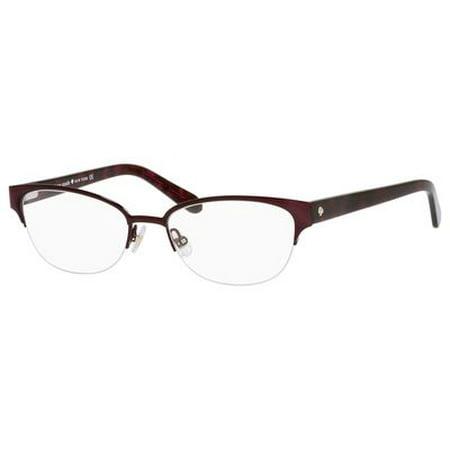 49 Dollar Glasses (Kate Spade Shayla Eyeglasses 0W45 49 Purple)